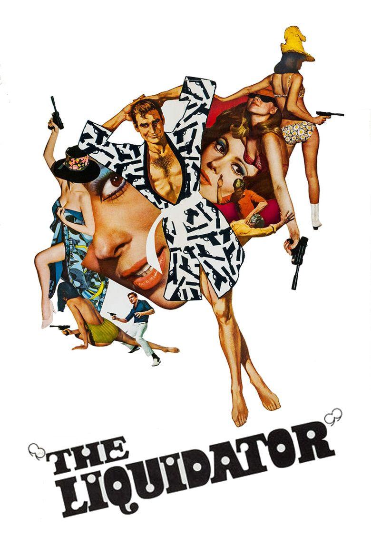 The Liquidator (1965 film) movie poster