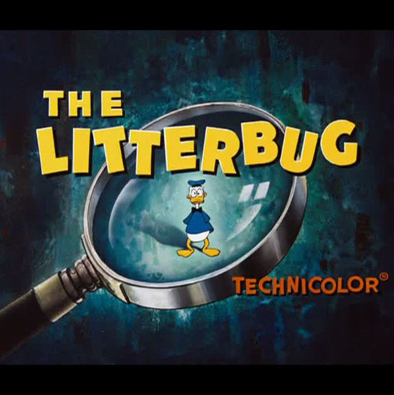 The Litterbug movie poster