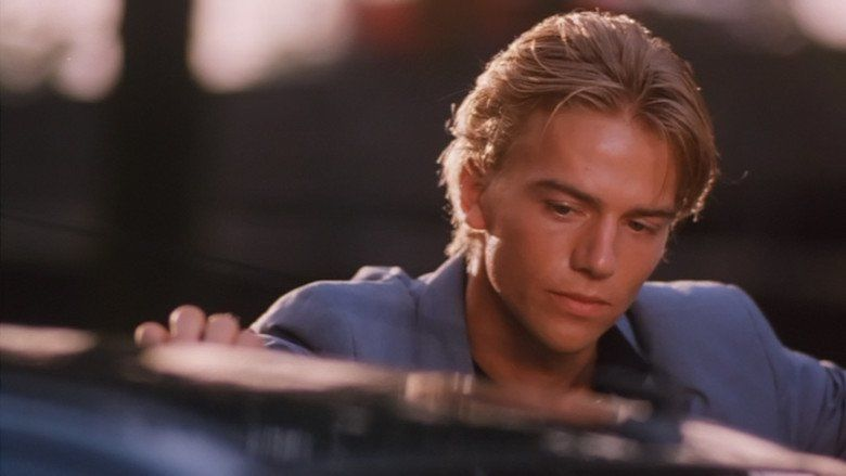 The Little Blonde Death movie scenes