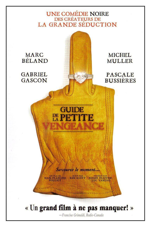 The Little Book of Revenge movie poster