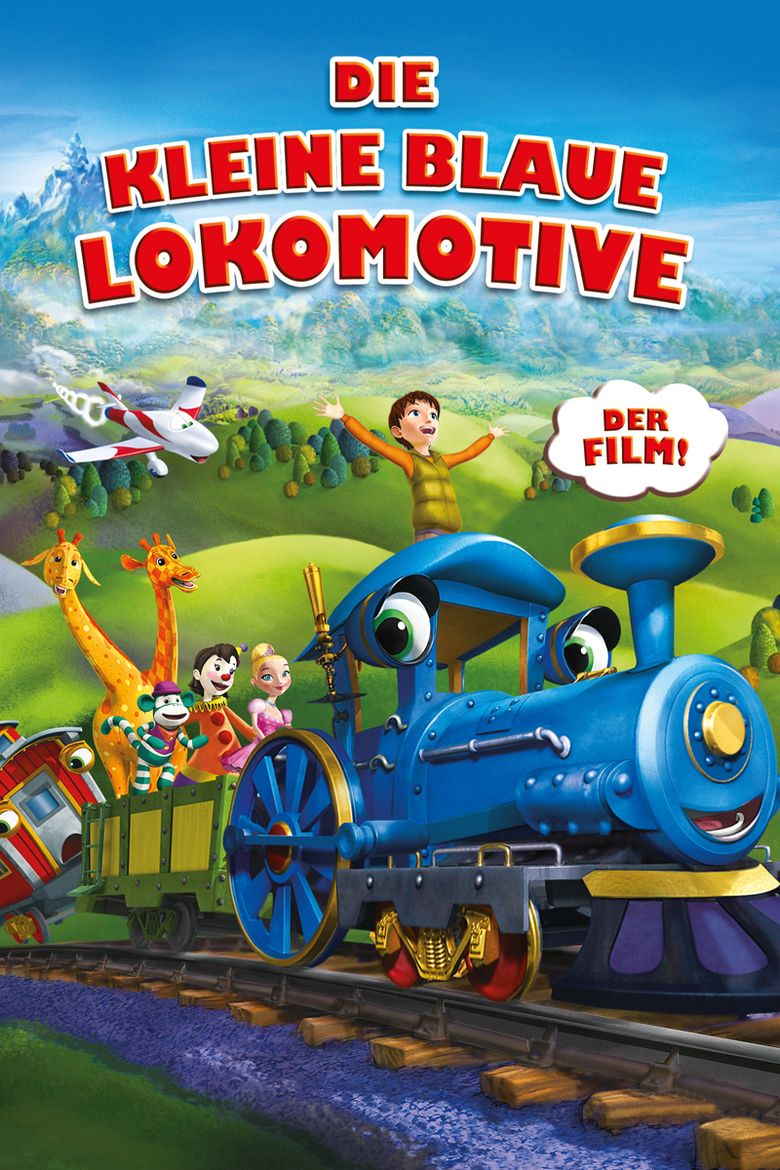The Little Engine That Could (2011 film) movie poster