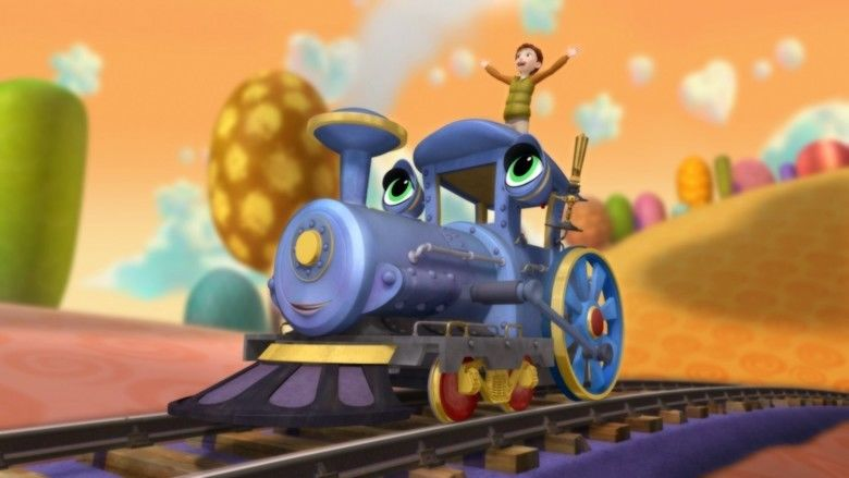 The Little Engine That Could (2011 film) movie scenes