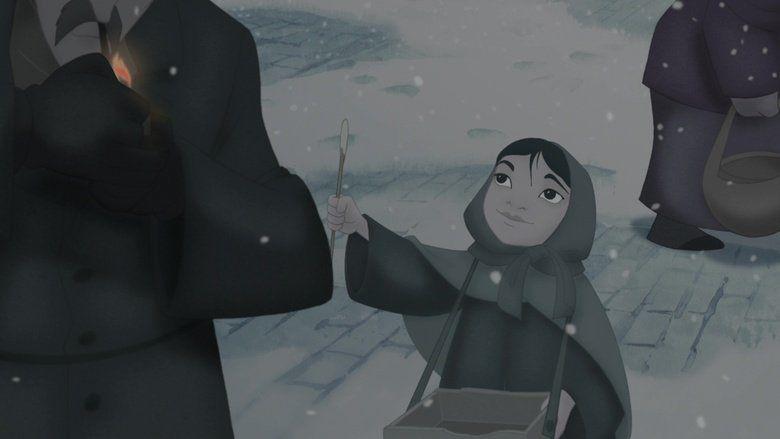 The Little Matchgirl (2006 film) movie scenes