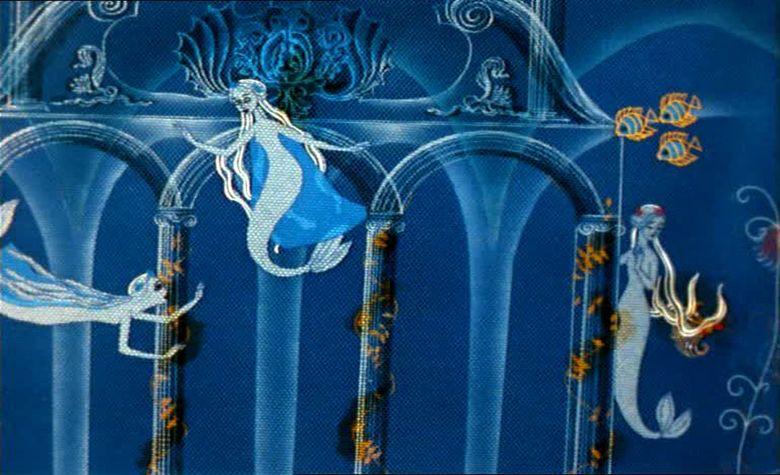The Little Mermaid (1968 film) movie scenes