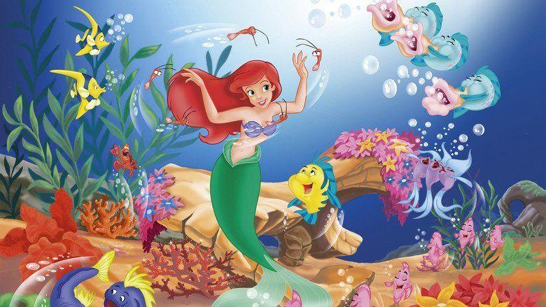 The Little Mermaid (1989 film) movie scenes