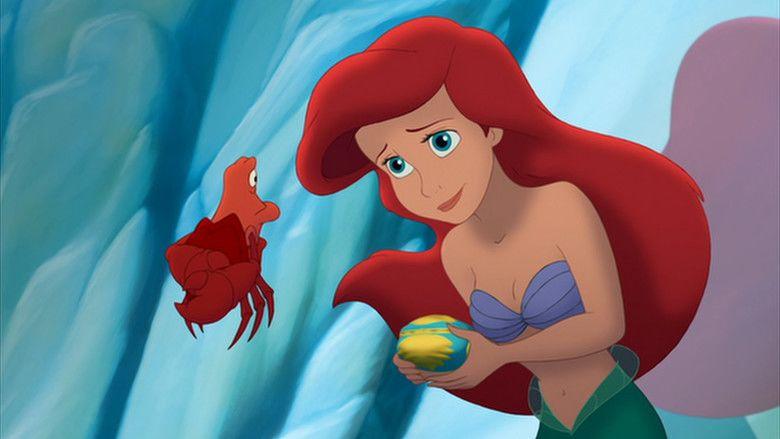 The Little Mermaid: Ariels Beginning movie scenes