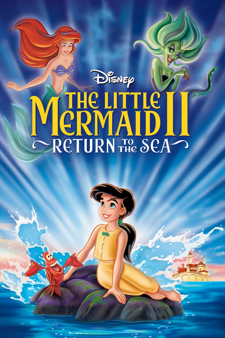 The Little Mermaid II: Return to the Sea movie poster