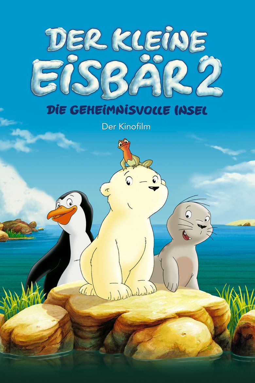 The Little Polar Bear 2 The Mysterious Island movie poster