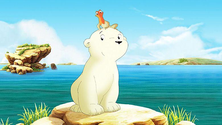 The Little Polar Bear 2 The Mysterious Island movie scenes