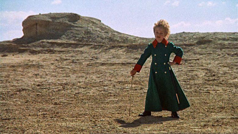 The Little Prince (1974 film) movie scenes