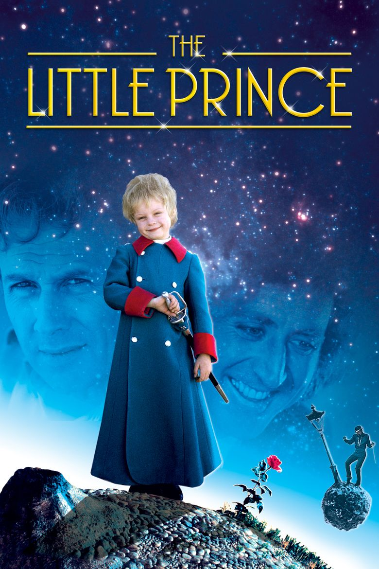 The Little Prince (1974 film) movie poster