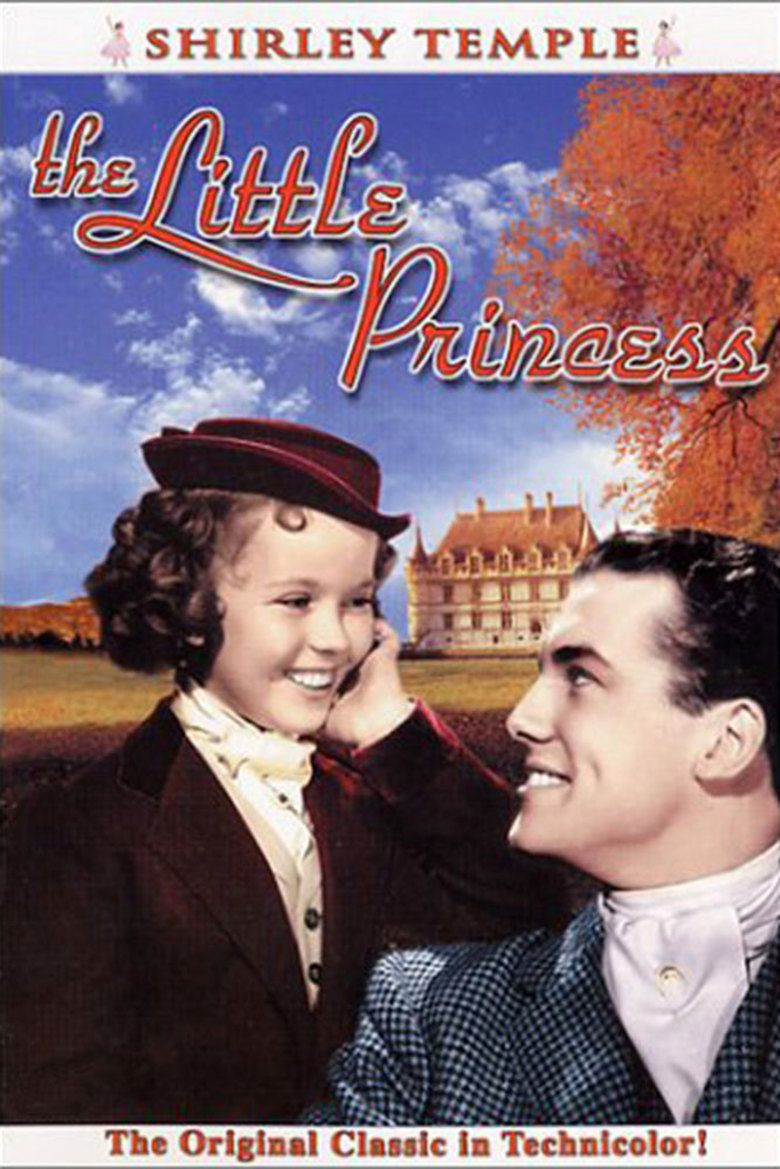 The Little Princess (1939 film) movie poster