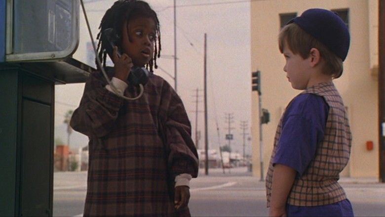 The Little Rascals (film) movie scenes