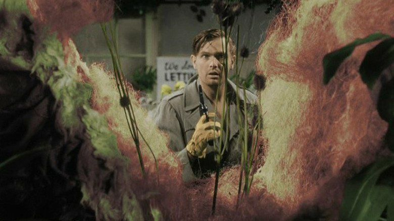 The Little Shop of Horrors movie scenes