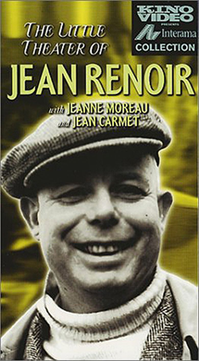 The Little Theatre of Jean Renoir movie poster