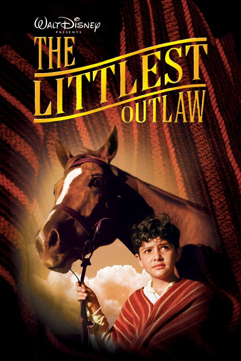 The Littlest Outlaw movie poster