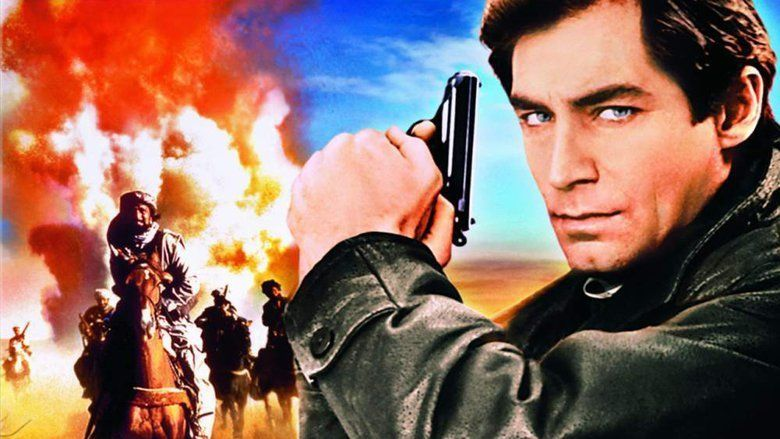The Living Daylights movie scenes