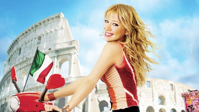 The Lizzie McGuire Movie movie scenes