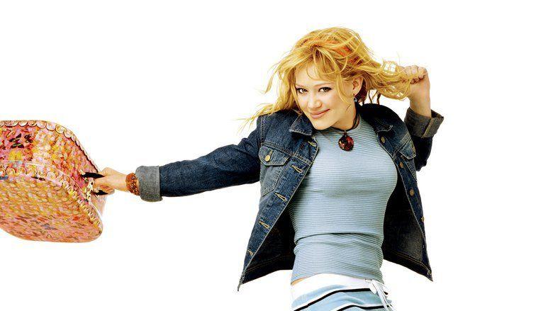 The Lizzie McGuire Movie movie scenes