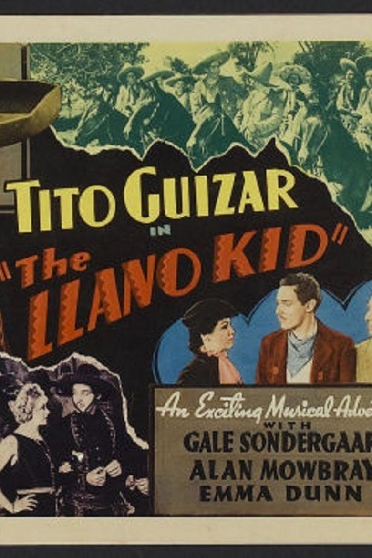 The Llano Kid movie poster