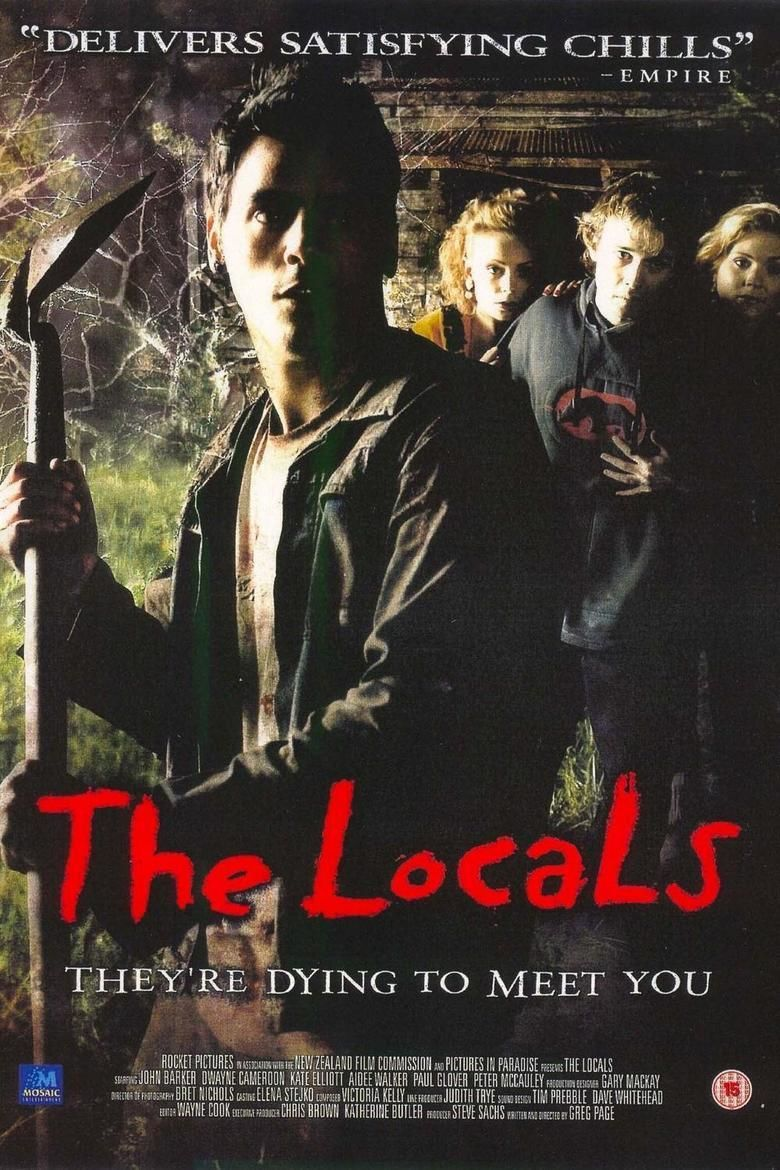The Locals movie poster