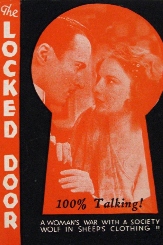 The Locked Door movie poster