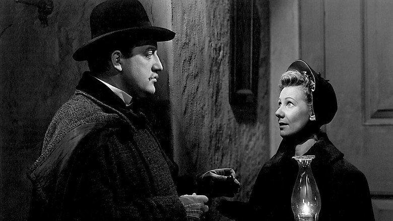The Lodger (1944 film) movie scenes