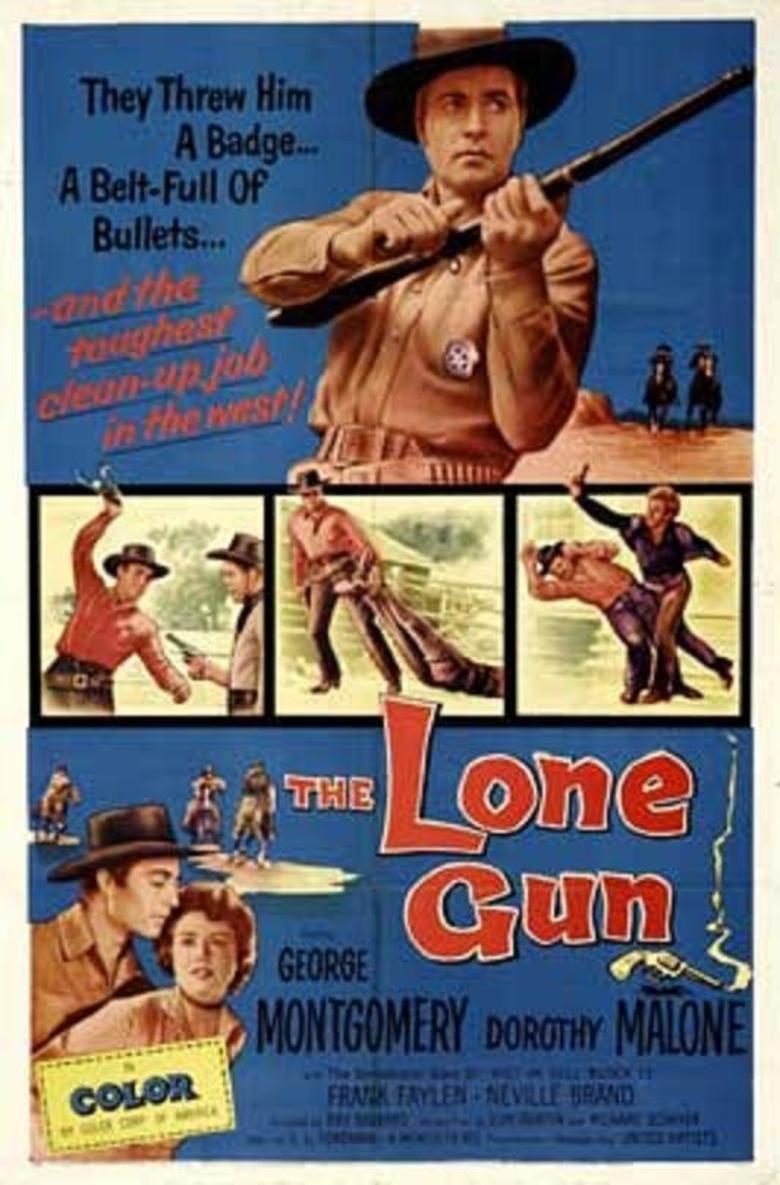 The Lone Gun movie poster