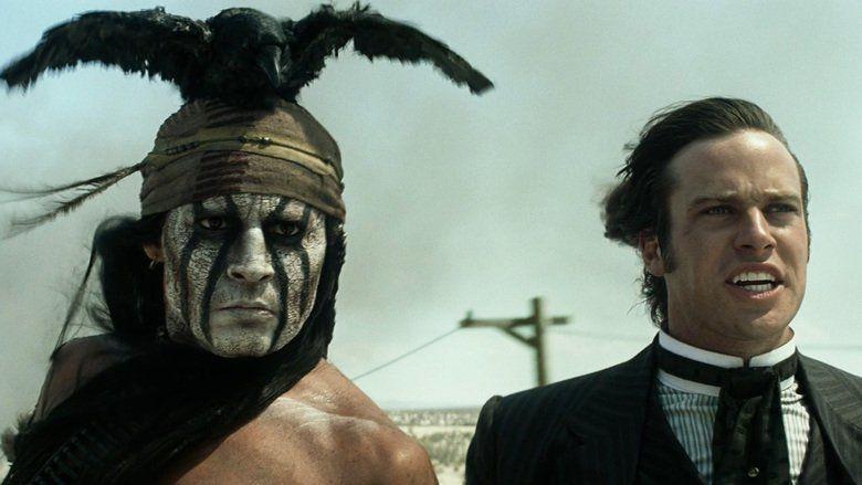 The Lone Ranger (2013 film) movie scenes