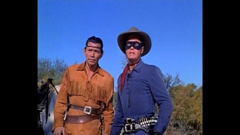 The Lone Ranger and the Lost City of Gold movie scenes