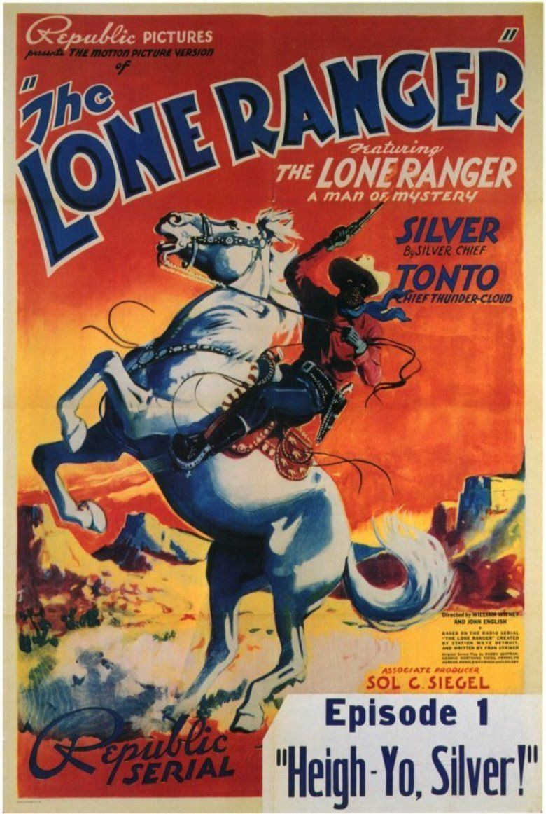 The Lone Ranger Serial Alchetron The Free Social