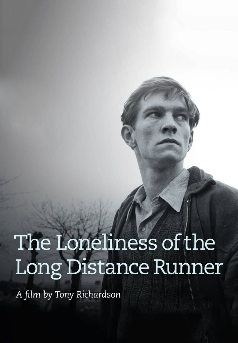 The Loneliness of the Long Distance Runner (film) movie poster