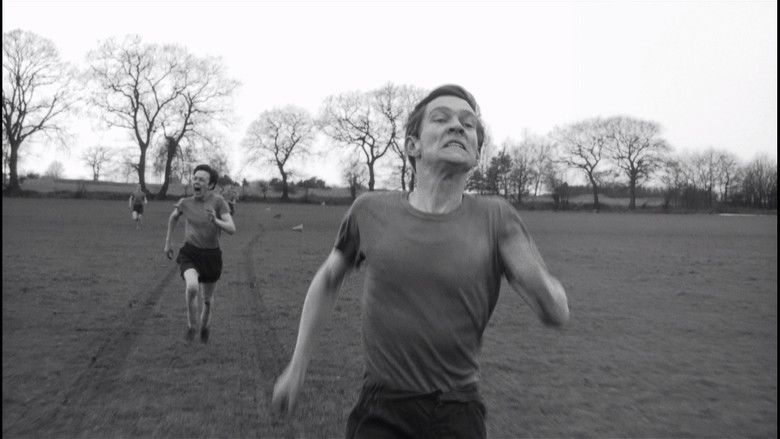 The Loneliness of the Long Distance Runner (film) movie scenes