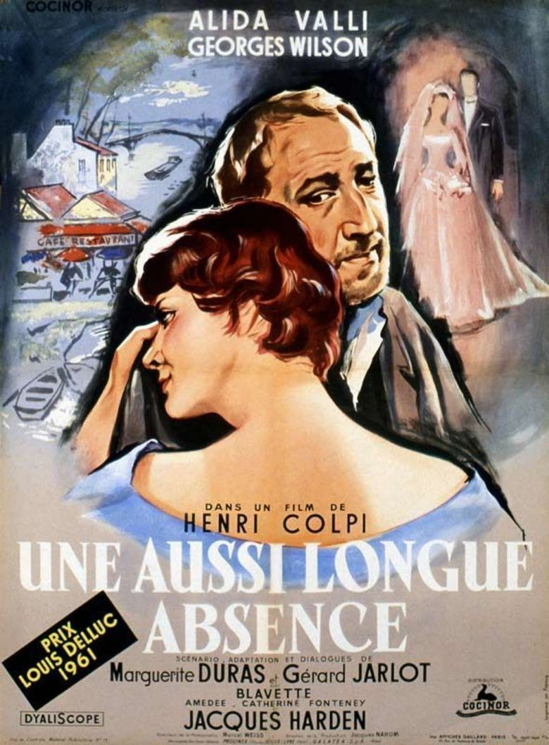 The Long Absence movie poster