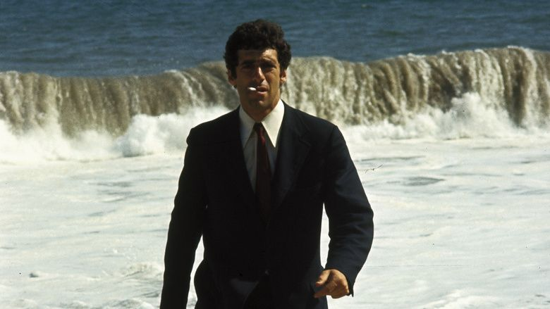 Elliot Gould is Philip Marlowe