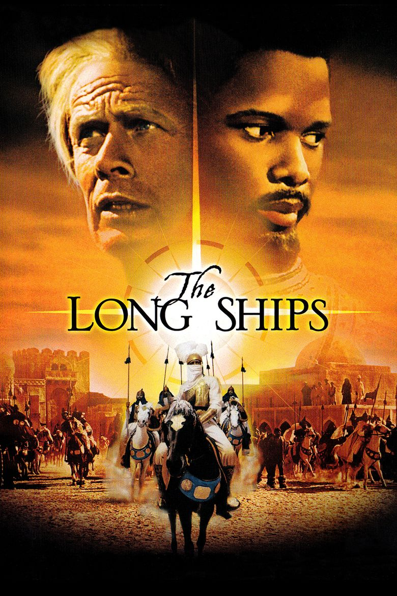 The Long Ships (film) movie poster