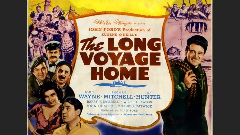 The Long Voyage Home movie scenes