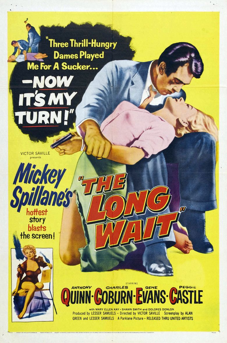 The Long Wait movie poster