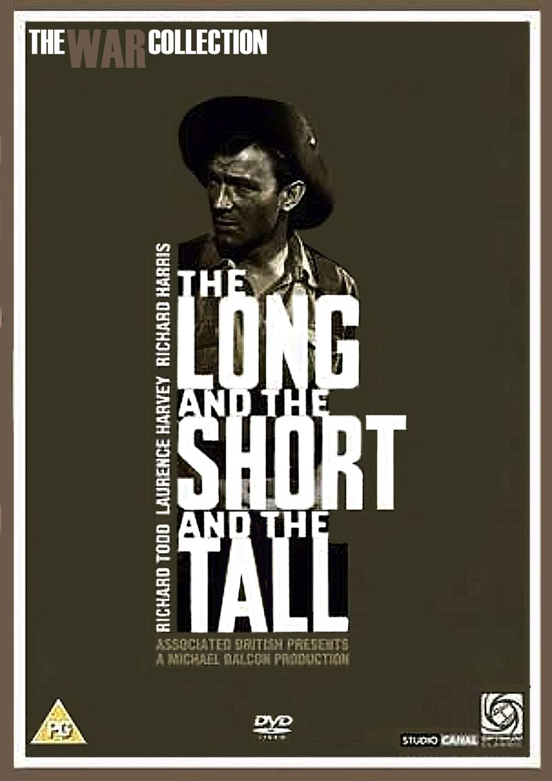 The Long and the Short and the Tall (film) movie poster
