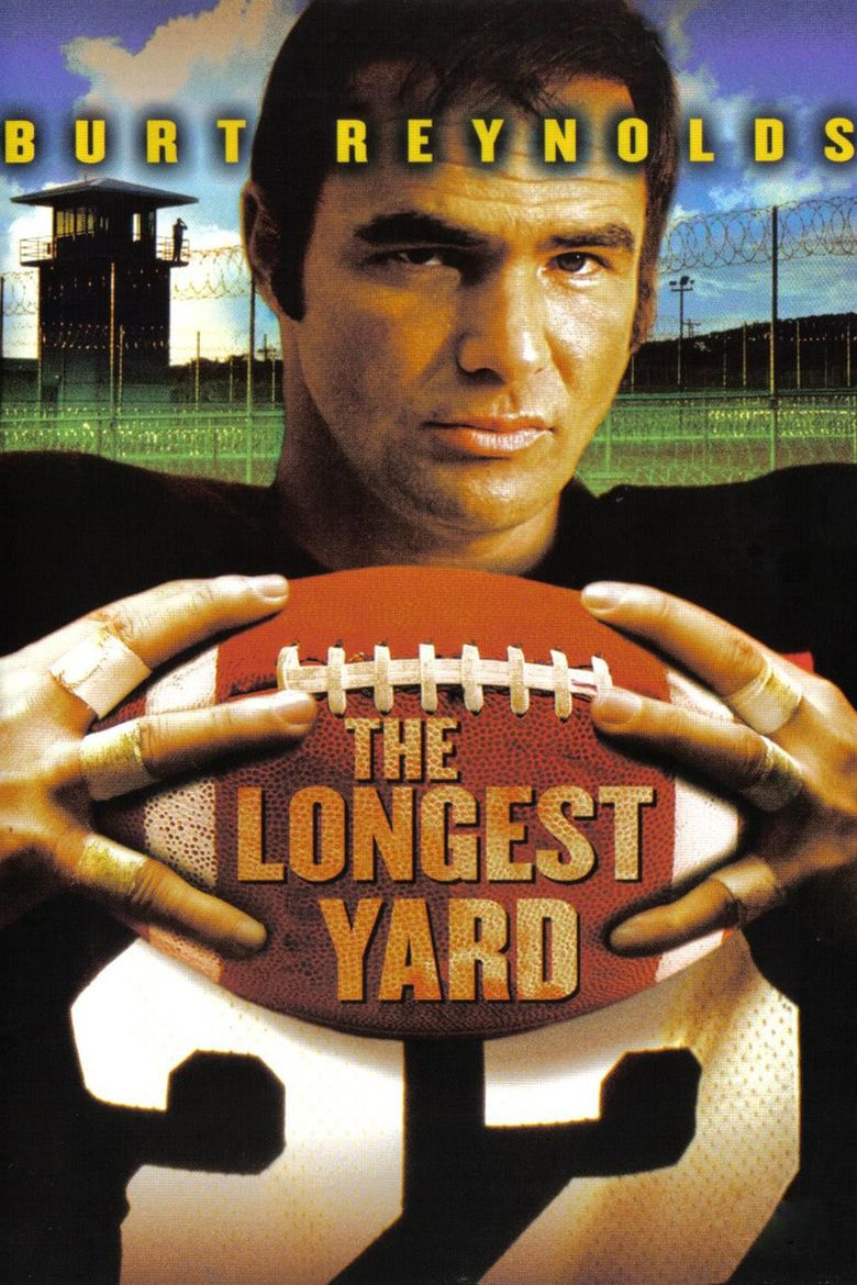 The Longest Yard (1974 film) movie poster