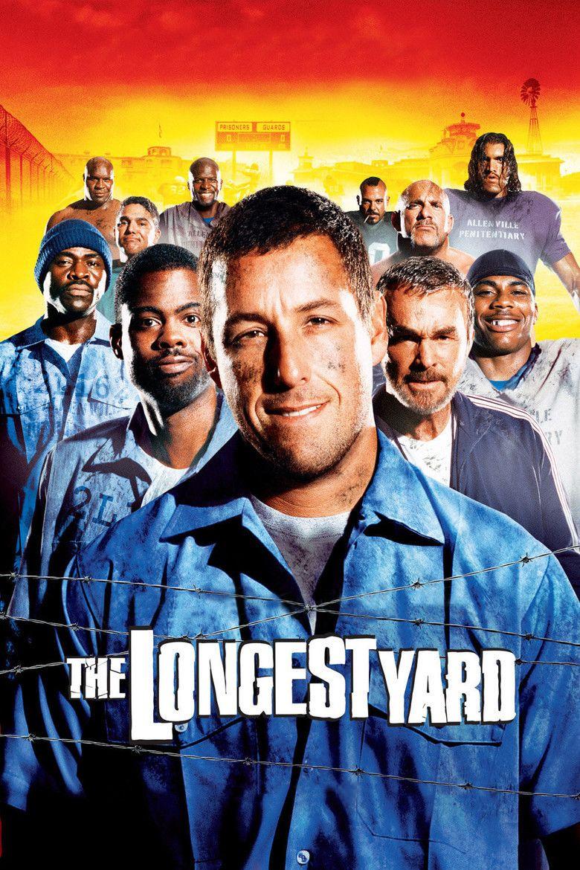 The Longest Yard (2005 film) movie poster