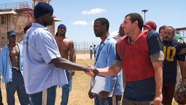 The Longest Yard (2005 film) movie scenes