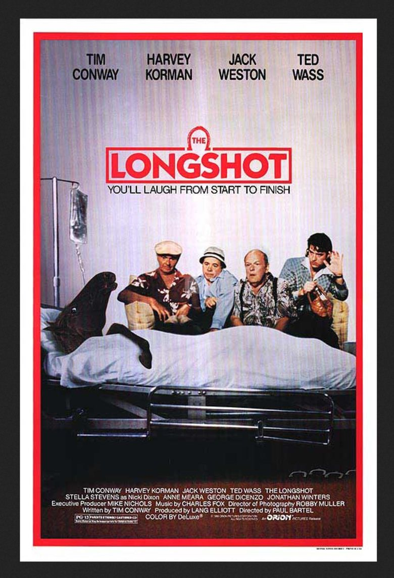The Longshot movie poster