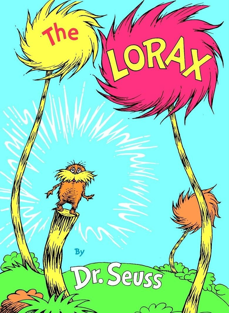 The Lorax (TV special) movie poster