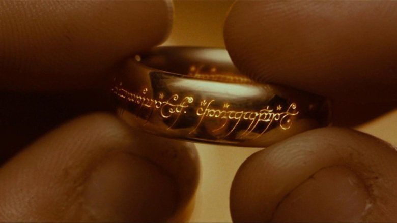 The Lord of the Rings: The Fellowship of the Ring movie scenes