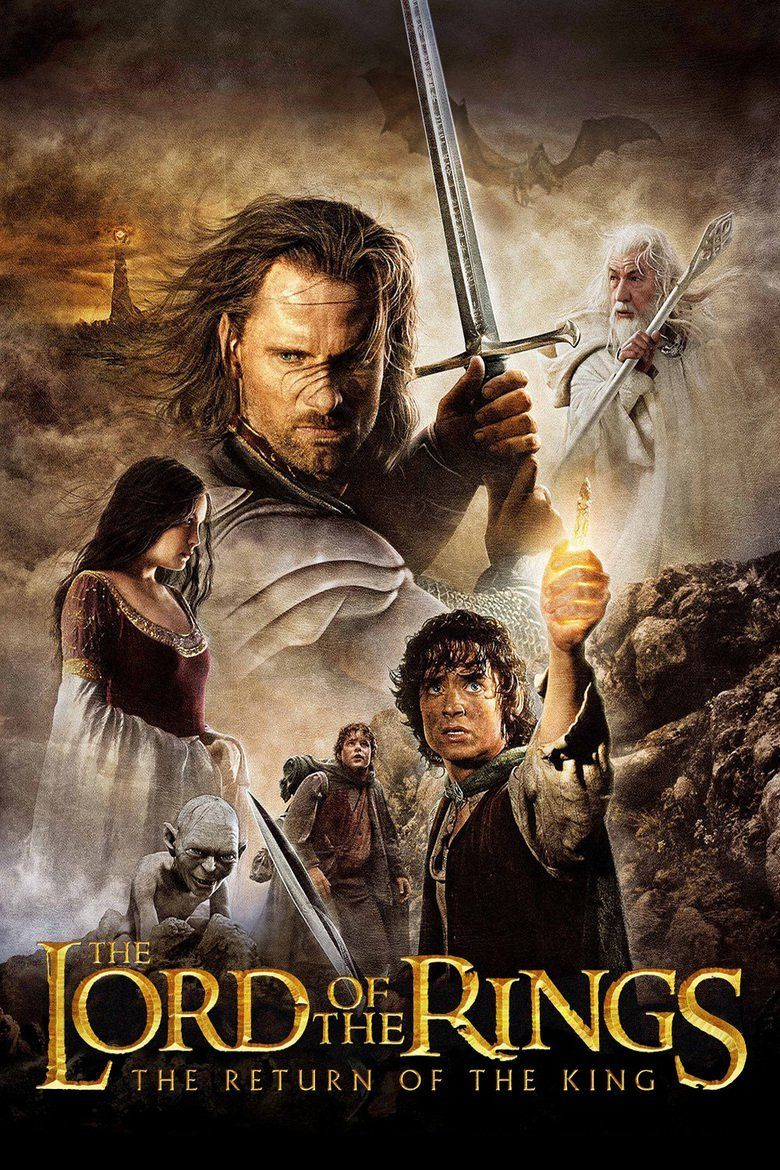 The Lord of the Rings: The Return of the King movie poster