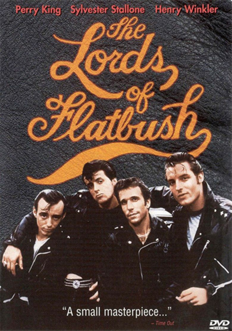 The Lords of Flatbush movie poster