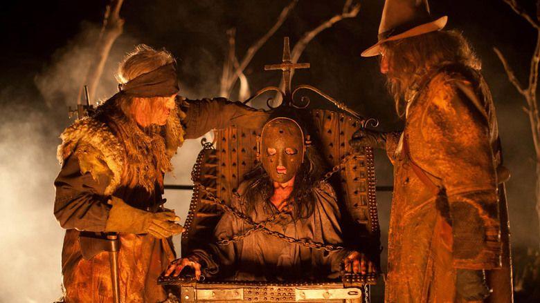 The Lords of Salem (film) movie scenes