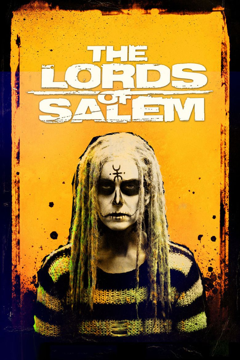 The Lords of Salem (film) movie poster