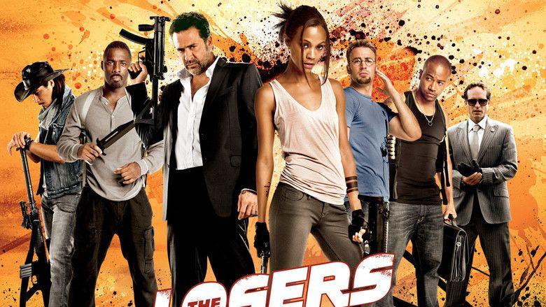 The Losers (film) movie scenes
